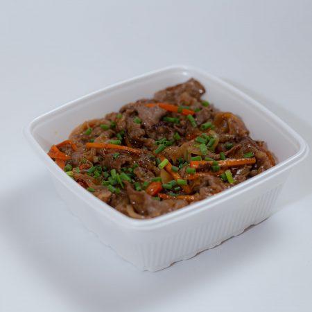 北海道産牛 焼肉丼