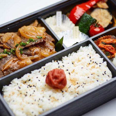 北海道産牛 焼肉弁当