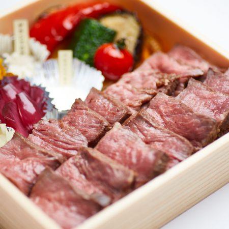 北海道産 ステーキ弁当