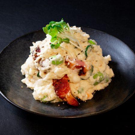 幻の『今金男しゃく』のポテトサラダ